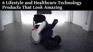 Lifestyle and healthcare technology products