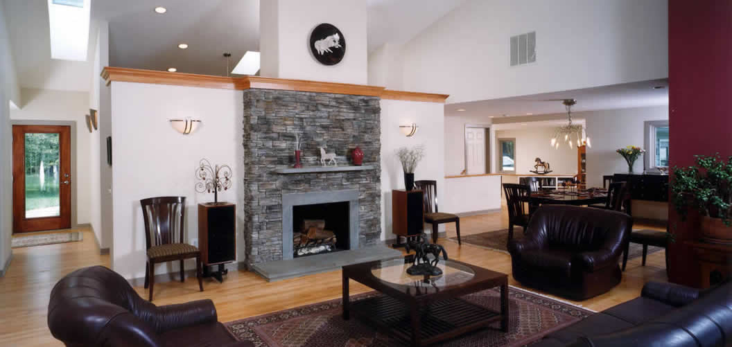 Home remodeling showcase