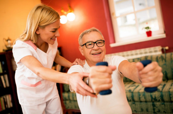 Benefits of in-home care & assisted living